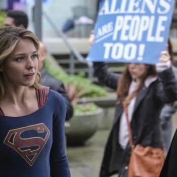 "'Supergirl' Season 4, Episode 14 ""Stand and Deliver"" Puts The ""Meta"" in ""Metaphor"" [SPOILER REVIEW]"