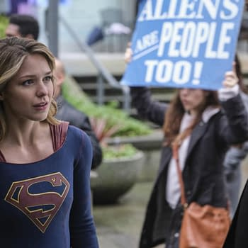 Supergirl Season 4 Episode 14 Stand and Deliver Puts The Meta in Metaphor [SPOILER REVIEW]