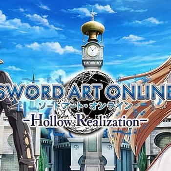 Sword Art Online: Hollow Realization Gets a Nintendo Switch Trailer