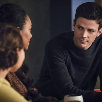 """'The Flash' Season 5, Episode 16 """"Failure Is An Orphan"""": Cicada's Not Big on Needles, Barry [PREVIEW]"""