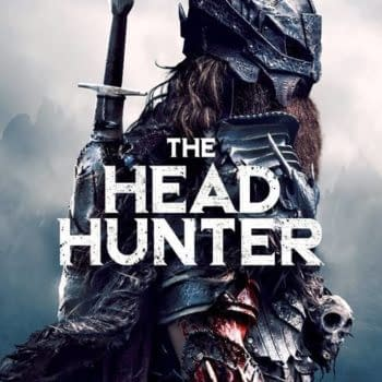 """Fantasy/Horror Film 'The Head Hunter"""" Gets New Poster and Trailer"""