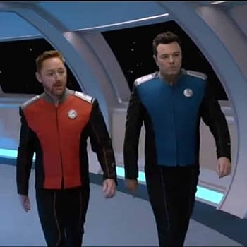 The Orville: Blood of Patriots Shows No Rest for the Weary [SPOILER REVIEW]