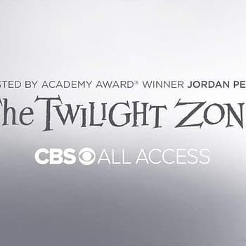 Jordan Peeles Twilight Zone Will Stream in Black and White