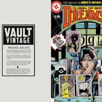 Vault Comics Vows to Publish Vintage Homage Variants for Every New #1 in 2019