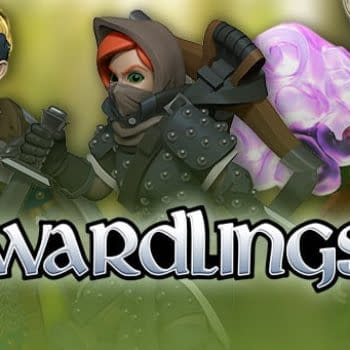 Renegade Game Studios and WizKids to Partner on Wardlings Story