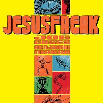 Jesusfreak &#8211 Image Comics Promises Ninja Jesus But Fails to Deliver