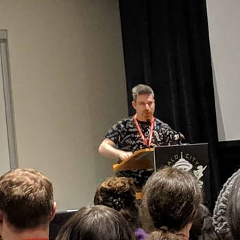 Convention Horror Stories at ECCC with Jim Zub and Katie Cook