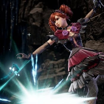 Amy Finally Comes to SoulCalibur VI Next Week