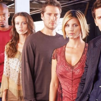 """'Angel': J. August Richards Teases 20th Anniversary """"Reunion Surprise Coming"""""""
