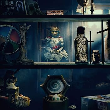 Annabelle Comes Home: Tour the Warren Artifact Room