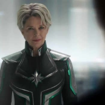 Whose Idea Was Annette Bening's 'Captain Marvel' Character, Anyway? [SPOILERS]