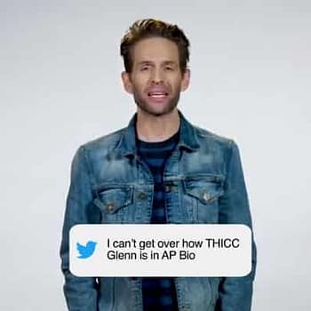 A.P. Bio Season 2: Its Always Sunnys Glenn Howerton Quenches Glirsty Tweets [VIDEO]