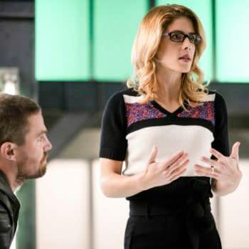 'Arrow': Emily Bett Rickards' Felicity Smoak Departing Series After Season 7
