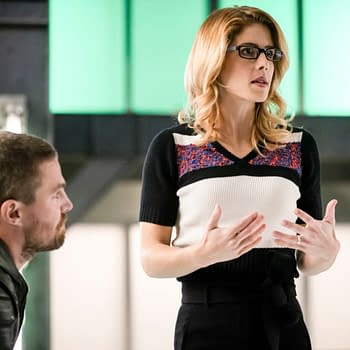 Arrow: Emily Bett Rickards Felicity Smoak Departing Series After Season 7