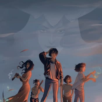 At C2E2, Lion Forge Announces Army of One by Tony Lee, Yishan Li, and Bryan Valenza