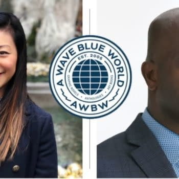 Lisa Y Wu and Joe Illidge Hired in Senior Roles at A Wave Blue World Comics
