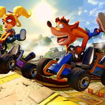 Crash Team Racing Nitro-Fueled Will Include Crash Nitro Kart Courses