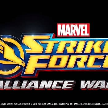 Marvel Strike Force Introduces a Major Feature Update with Alliance War