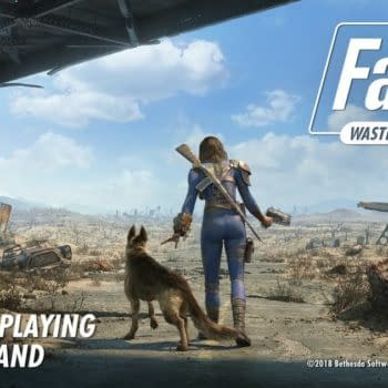 Save Your Caps! Modiphius Bringing 'Fallout' RPG to Wasteland Near You!