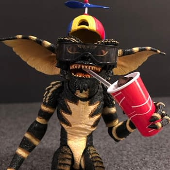 Lets Take a Look at NECAs Ultimate Gamer Gremlins Figure