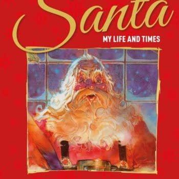 Bill Sienkiewicz to Illustrate Autobiography of Santa Claus