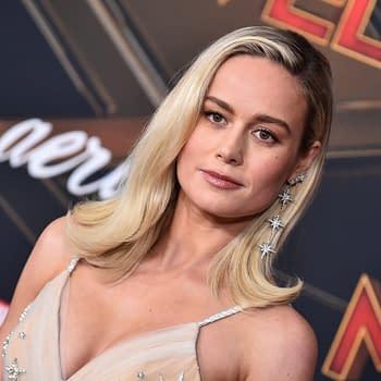 Brie Larson Grateful to Break Female-Led Movie $1 Billion Glass Ceiling with Captain Marvel