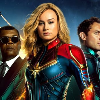 Captain Marvel Causes Sales Spike in 90s Music