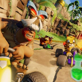 Crash Team Racing Nitro-Fuled Includes Remastered Courses from Crash Nitro Kart