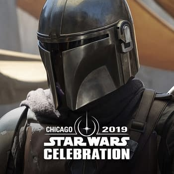 Disney+ Series The Mandalorian Heads to Star Wars Celebration for a Panel