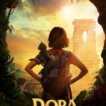 First Poster for Live-Action Dora The Explorer Feature Film Official Synopsis Released