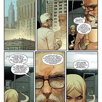 Fake News in Action in This Weeks Captain America #9