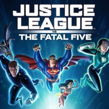 [BC Exclusive] 'Justice League: The Fatal Five' Soundtrack Announcement from DMP