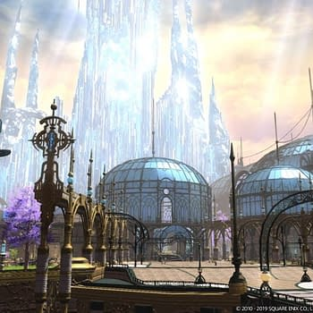 Final Fantasy XIV: Shadowbringers Crystarium is from a 2005 Tech Demo