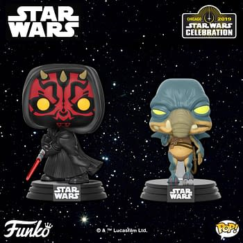 Funko Reveals Their Star Wars Celebration Chicago Exclusives