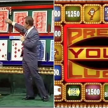 ABC Orders Card Sharks Press Your Luck Game Show Revivals