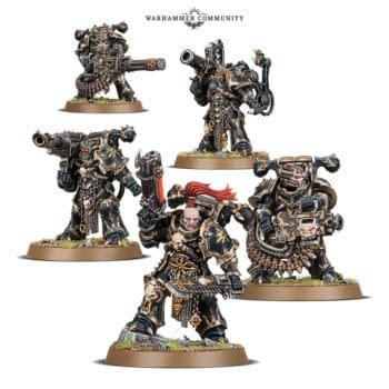 Games Workshop Pre-Orders: Chaos Havocs and Terminators