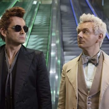 'Good Omens' Official Trailer: Aziraphale & Crowley's Excellent Adventure