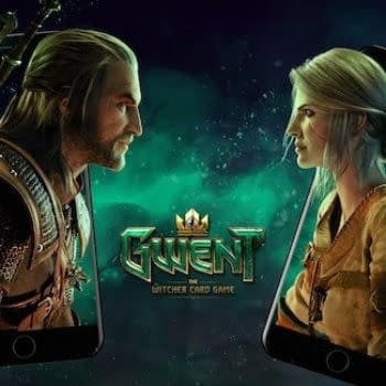 Gwent: The Witcher Card Game is Coming to Mobile