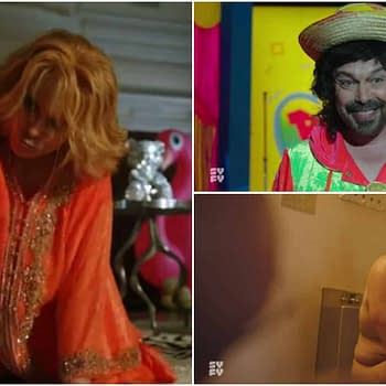 Happy Season 2: Get to Know Big Pink Dayglo Doug and Bebe Debarge [PREVIEW]