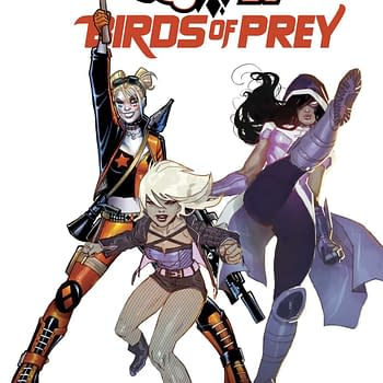 DC Publish Tie-Ins With Birds of Prey (And the Fantabulous Emancipation of One Harley Quinn)