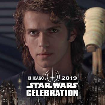 Hayden Christensen Heads to Star Wars Celebration Chicago