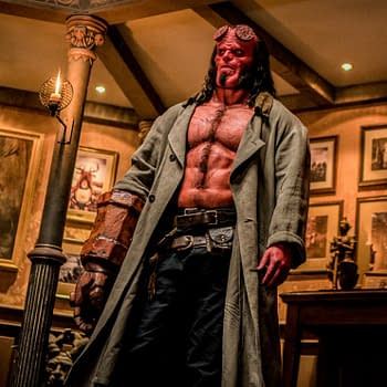 3 New Images From Hellboy Including The Blood Queen