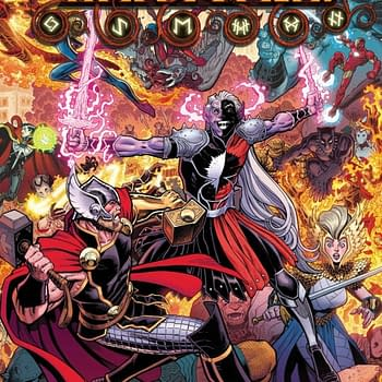 In This Preview of War of the Realms #1 a Character Will Die (Spoilers)