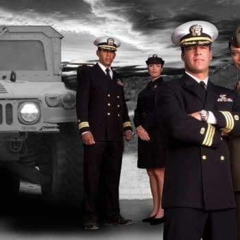 "'NCIS: Los Angeles' – David James Elliott Returns as JAG's Capt. ""Harm"" Rabb This May"