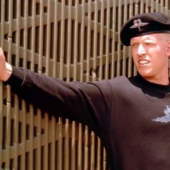 Jake Busey Says Casper Van Dien, Ed Neumeier Want him for 'Starship Troopers' TV Series