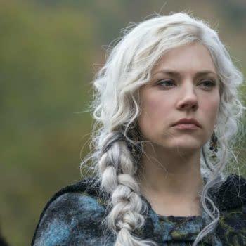 Katheryn Winnick Talks 'Vikings' Season 6, Fitting End for Lagertha