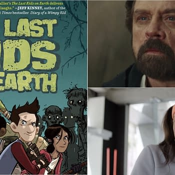 The Last Kids on Earth: Mark Hamill Rosario Dawson 7 More Join Netflixs Animated Zombie Series