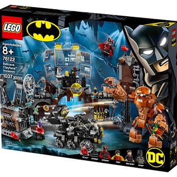 LEGO Releasing SIX New Batman Sets Celebrating His 80th Anniversary