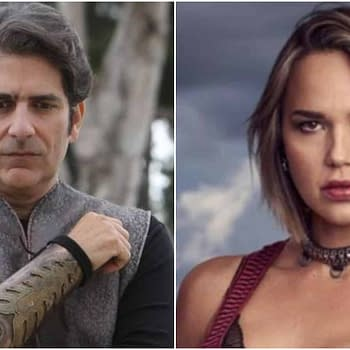 Lincoln: Michael Imperioli Arielle Kebbel Join NBCs Bone Collector Series Adapt