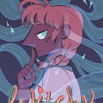 Lion Forge to Print Ariel Slamet Riess Witchy Webcomic this September